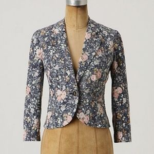 Daughters of The Liberation Anthropologie Blazer 4